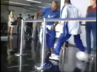 Реклама от Nike | Brazil Airport