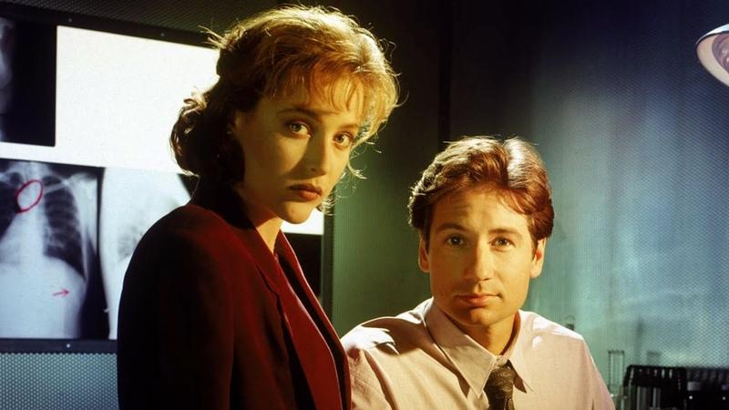 ТРАВА ЗЕЛЕНЕЕ 8 СЕКРЕТНЫЕ МАТЕРИАЛЫ The X Files Обзор сериала