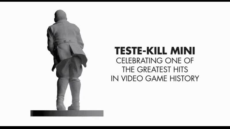 Фигурка Гитлера из настолки по Sniper Elite