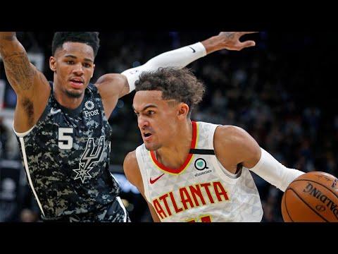 San Antonio Spurs vs Atlanta Hawks Full Game Highlights | January 17, 2019-20 NBA Season
