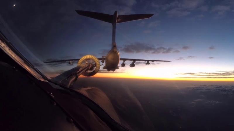 11 тысяч километров позади: «Белые лебеди» ВКС России прилетели в ЮАР