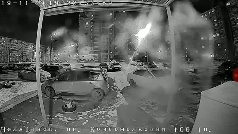 Челябинск против Умных домофонов