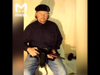 Человек, который предположительно может быть террористом из украинского Луцка