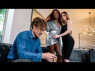 Anya Olsen, Ana Foxxx - Matriarch Scene 1 [DigitalPlayground] Lesbian Ebony Interracial Oil 69 Porn