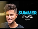 Textured Beach waves hairstyle Men´s hairstyle inspiration
