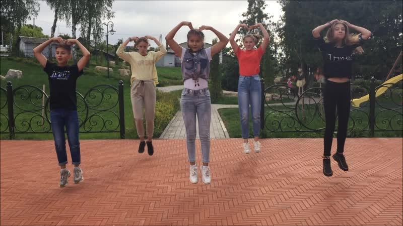 Тима Белорусских - Целовать - танец V.I.DANCE
