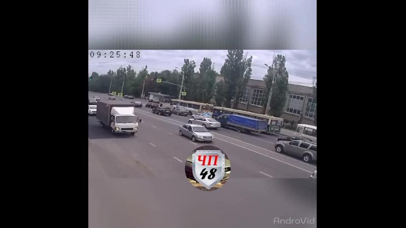 ДТП на ул Студеновская