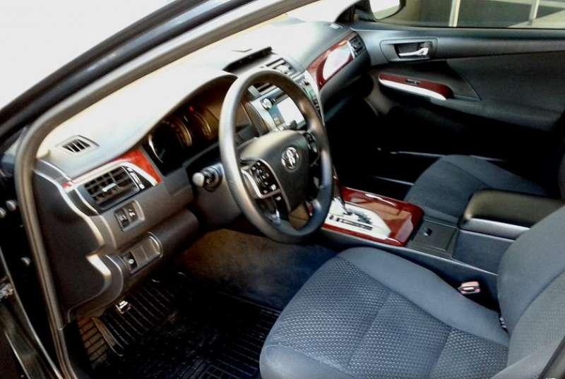 Обмен Toyota Camry 2014г