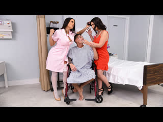 [1080p HD] LaSirena69, Luna Star, Chris Diamond Escandalo! 2 [BRAZZERS]