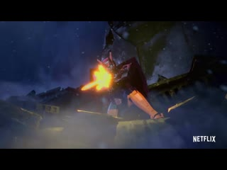 Transformers_ War For Cybertron Trilogy_ Siege _ New York Toy Fair _ Netflix