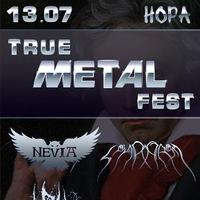TRUE METAL FEST | 13 июля | НОРА 2.0