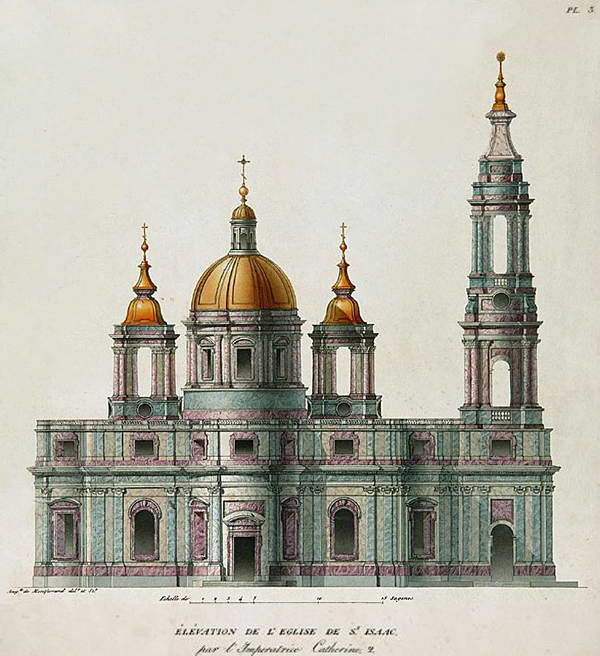 Если вы бывали в Санкт-Петербурге, то наверняка видели Исаакиевский собор.