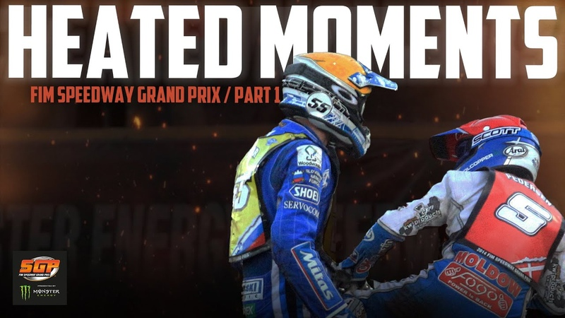HEATED Speedway GP Moments 😡 Part 1 FIM Speedway Grand Prix