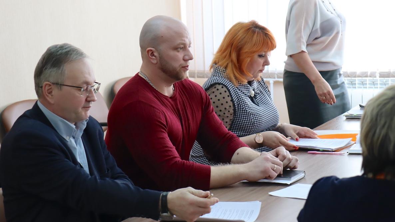 В администрации Селивановского района состоялась встреча с представителями ООО «ЭКО-Транс» по вопросу вывоза мусора