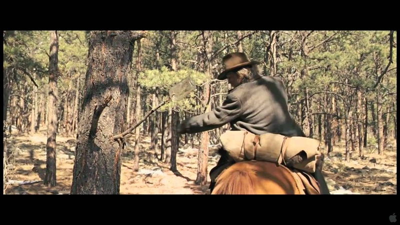 2010 True Grit Music Video God's Gonna Cut You Down By Johnny Cash