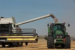 Аграрии района возглавляют топ районов по урожайности хлеба