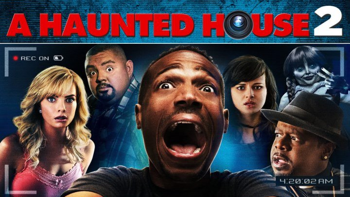 Дом с паранормальными явлениями 2 A Haunted House 2 2014 Ужасы фэнтези комедия
