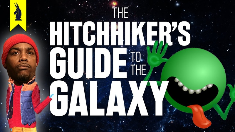 The Hitchhiker's Guide to the Galaxy Thug Notes Summary Analysis