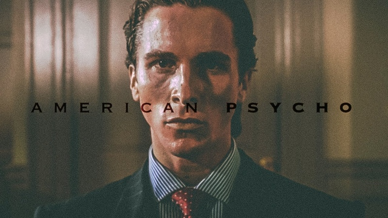 American Psycho Confession