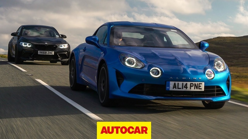 Alpine A110 vs BMW M2 Competition review Which is the best sports car Autocar