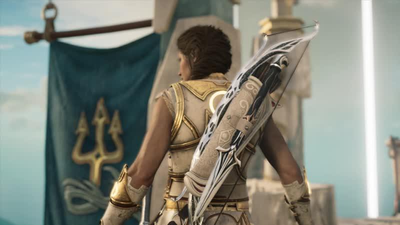 Assassins Creed Odyssey Атлантида
