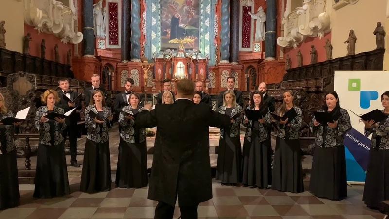 «Ныне отпущаеши» муз. Н. Богодаева «Lord, now lettest Thou depart» Composer N.Bogodaeva