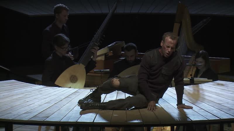 Monteverdi Il ritorno d Ulysse in Patria Mannheim 2017