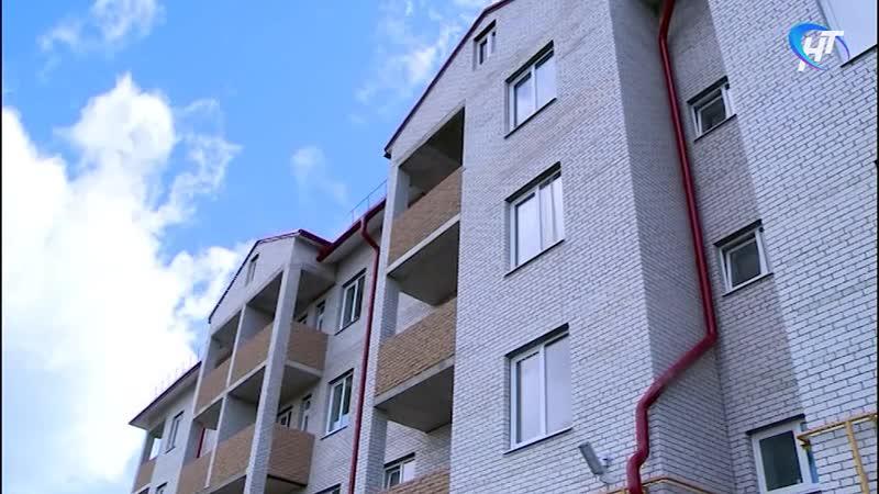 Многострадальный дом на Шимской заселяется не так быстро как хотелось бы