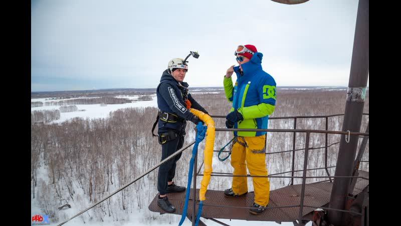Artem Amelin AT53 ProX Rope Jumping Chelyabinsk 2020 1 jump