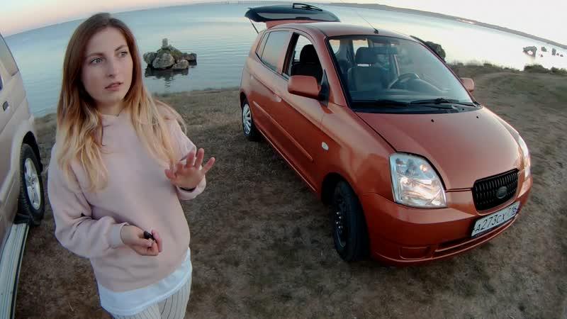 Авто обзор Kia Picanto Mitsubishi Dion Toyota Cami