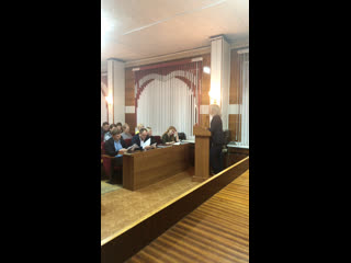 Встреча главы Вельского района  Дмитрия Дорофеева с экоактивистами