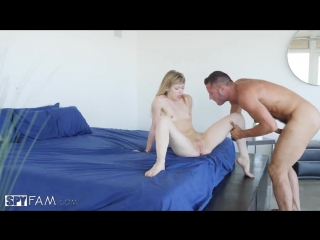 Ivy Wolfe – Stepsis Rides StepBro's Rocket For July 4th [Spy Fam. HD 1080. Blonde, Incest, Teen]