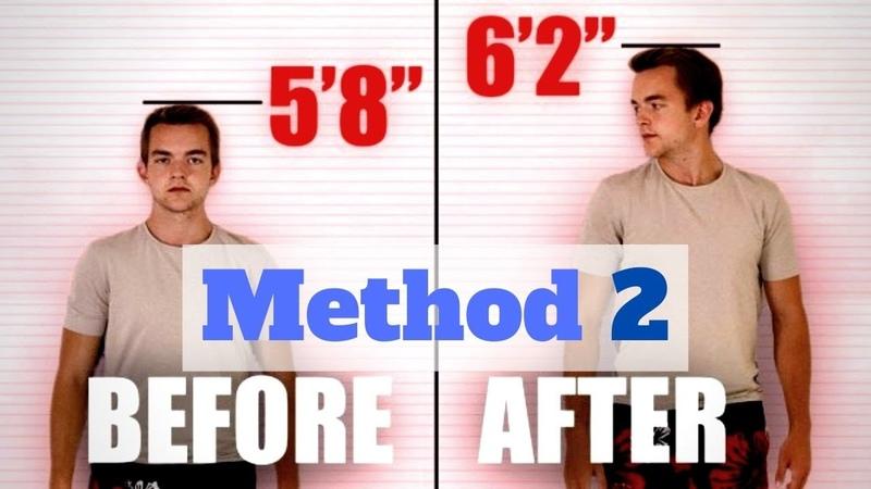 How To Grow Taller | 3 Proven Methods in 2020 | Method 2