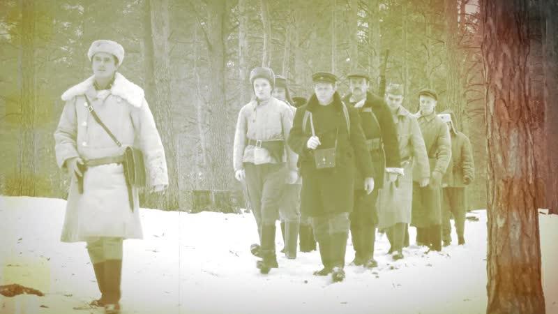 СШ №16 Спасая отряд ценой жизни (Петролай Егор)