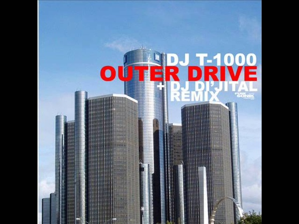 DJ T-1000 - Outer Drive [DJ Dijital Remix]