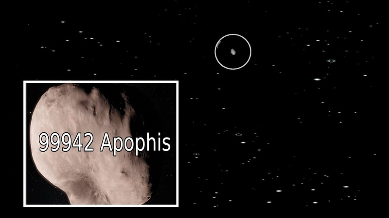 Asteroid Apophis God of Chaos is Accelerating, on Path for Extremely Close Encounter