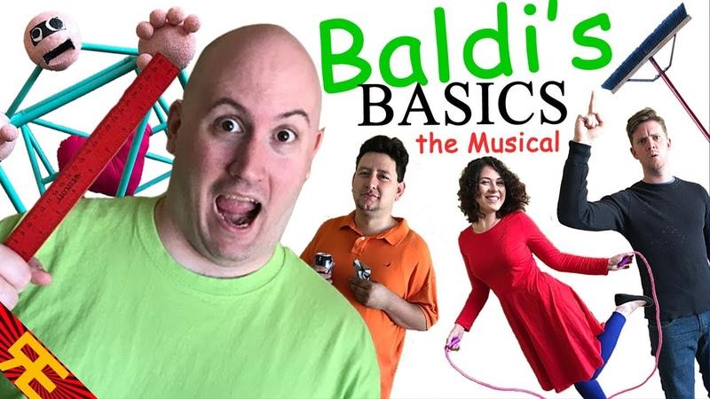 BALDI'S BASICS THE MUSICAL by Random Encounters