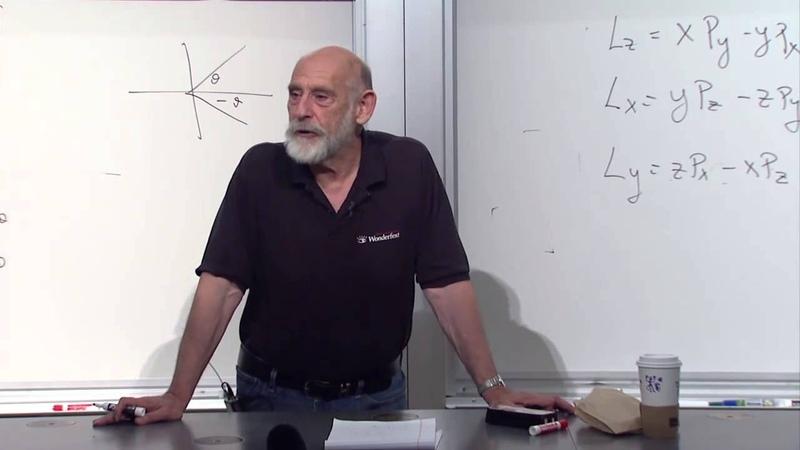 Advanced Quantum Mechanics Lecture 2