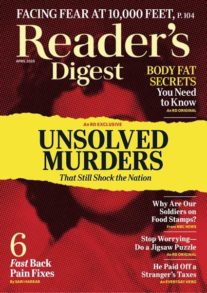Reader's Digest - 04.2020