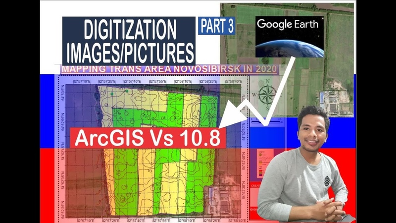 IRRIGATION DESIGN Digitization digitasi Peta Sawah di ArcGIS 10 8 Part 3