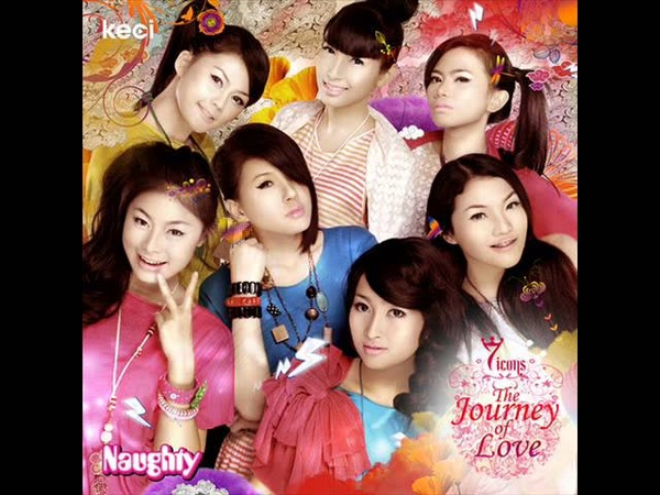 7 ICONS Sabar Sayang Album The Journey Of Love