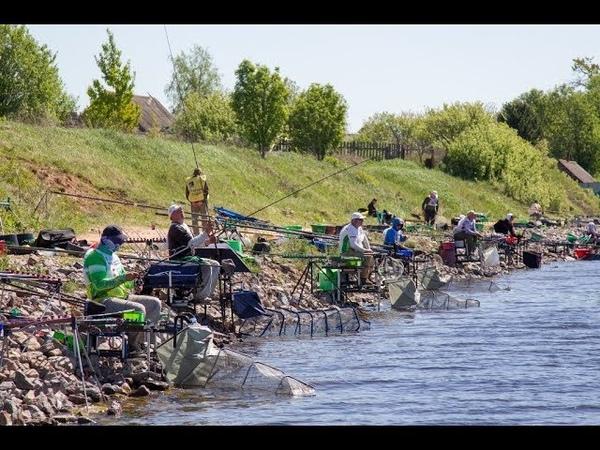 В Удомле определили лучших рыболовов России