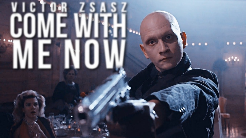 Victor Zsasz Come With Me Now Gotham