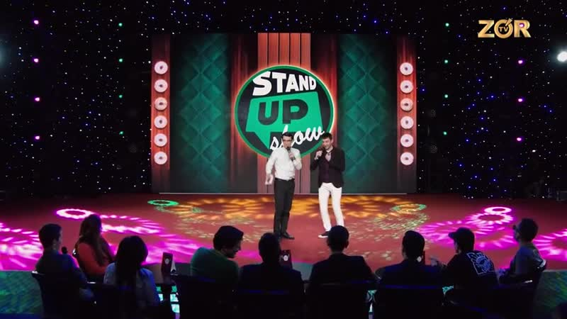 Stand Up Show в гостях Stand Up Show Jahongir REAL XIT 480 X 480