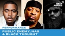 Public Enemy Is Joined By Nas, Black Thought More For Rendition of Fight The Power | BET Awards 20