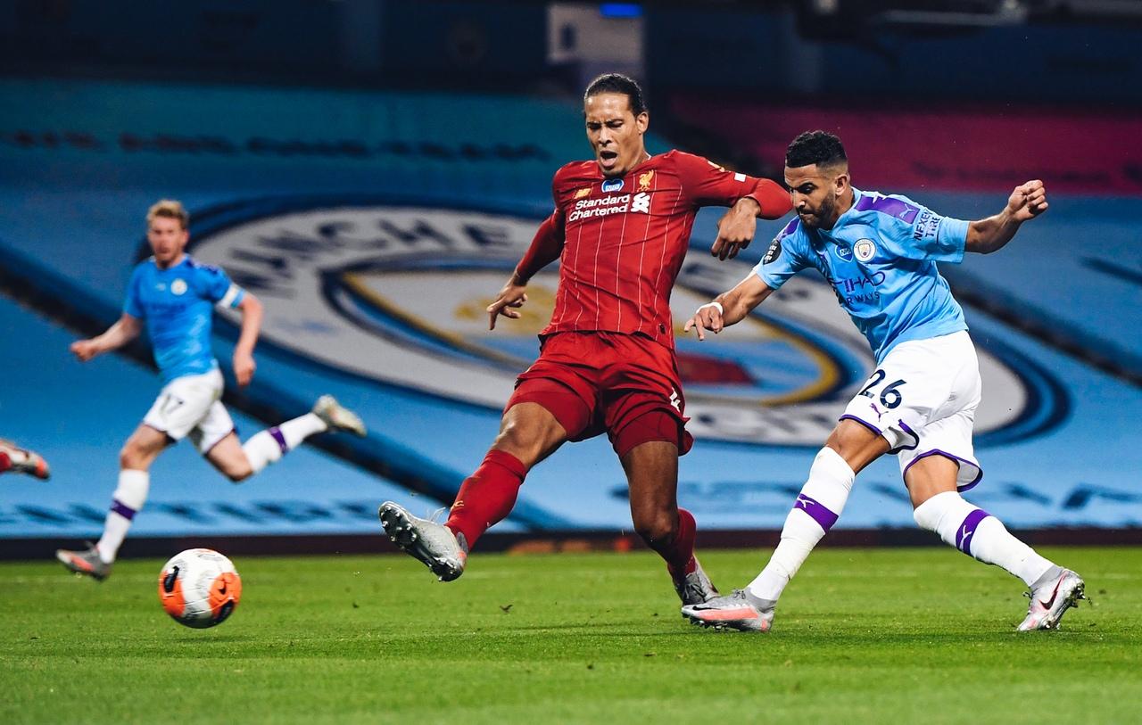 Манчестер Сити - Ливерпуль, 4:0. Вирджил ван Дейк и Марез