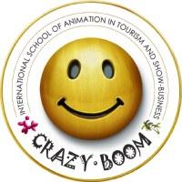 Логотип Школа Аниматоров Crazy Boom / Екатеринбург