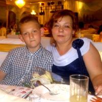 Фотография страницы Анны Ястребовой ВКонтакте