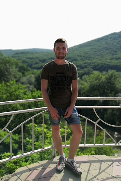 Павел, 23, Yeysk
