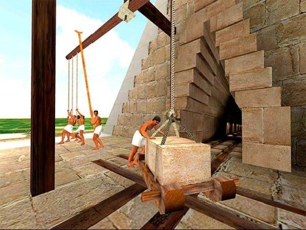 Загадки пирамиды Хеопса., изображение №4